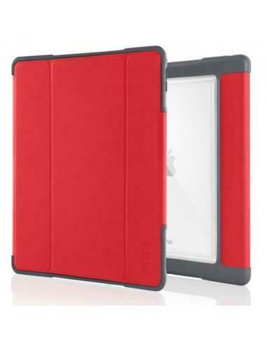 STM Tablet Case iPad 6th/5th Gen Dux Red