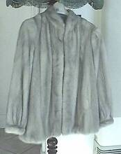 Genuine MINK Fur Ladies Stroller Jacket Coat 12 14 16 Evandale Norwood Area Preview
