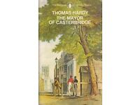 The Mayor of Casterbridge by Thomas Hardy (Penguin English Library)