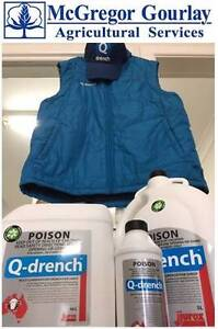 Score a FREE vest with Q Drench! Moree Moree Plains Preview