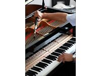 Book A Piano Tuning