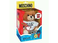 Moschino perfume toy 50ml great Mothers Day gift bnib rrp £70