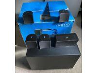 Jamo A 102 HCS 5.1 Speaker System active subwoofer SUB 200