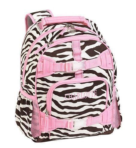 Pottery Barn Kids Backpack New Ebay