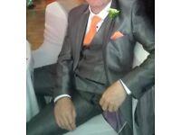 Mans 3 pice suit