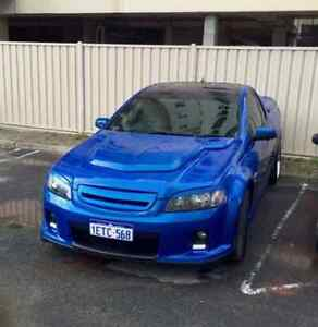2009 Holden Commodore Ute ** 12 MONTH WARRANTY** West Perth Perth City Area Preview