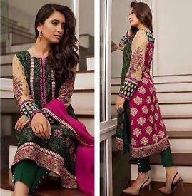 Beautiful outfit qameez and trousers