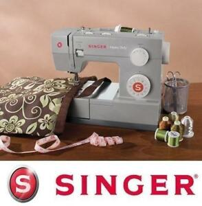 NEW SINGER SEWING MACHINE 4423 144416873 HEAVY DUTY SEWING MACHINE