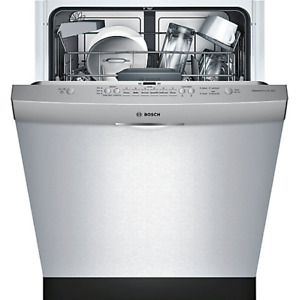 Bosch Dishwasher Stainless Steel
