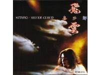 Job lot x7 KITARO CD's Dream, Ten Years, Silk Road IV, Tenku, Silver Cloud, The Light of the Spirit