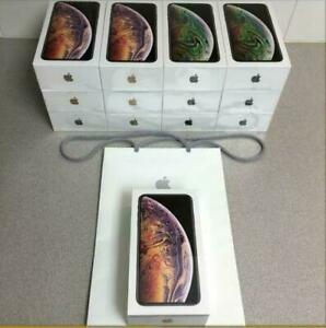 Brand New Sealed IPhone X, Xr, Xs, Xs Max 64GB, 256GB, Space Gray, Gold, Silver, white, Black, 1Y Apple Warrany