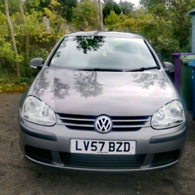 VW Golf FSi 3dr in excellent condition