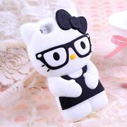 Hello Kitty Nerd iPhone 4 Case