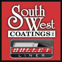 South West Coatings - Bullet Liner - Truck and Trailer Liners!