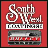 Bullet Liner - Protective Coatings and Bed Liners