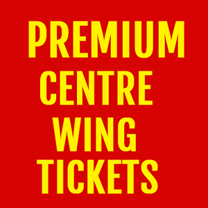2  PREMIUM WING WEST COAST EAGLES V GWS GIANTS TICKETS Leederville Vincent Area Preview