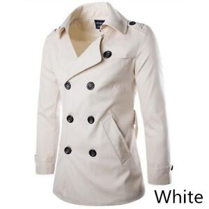White woman's trench coat