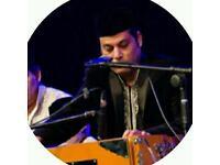 live Sufi qawwali music group