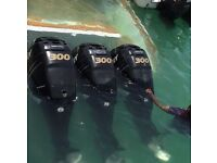 Outboard boat engines £££