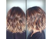 I am looking for a free hair colour (and hopefully a new hairdresser).