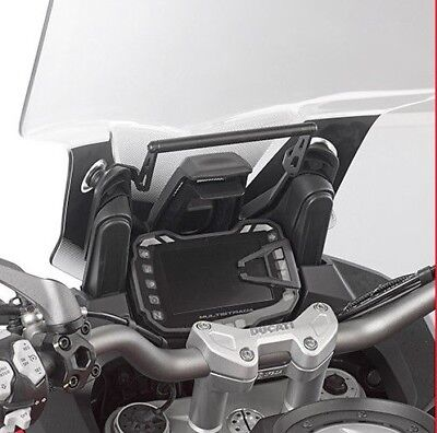 GIVI FB7408 DUCATI Multistrada 1200 2017 BRACKET for SAT NAV SMART PHONE HOLDER