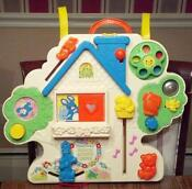 Fisher Price Crib Activity Center