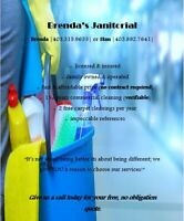 Brenda's Janitorial - Commercial Cleaners