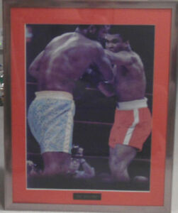 ALI AND FRAZIER THE THRILLA IN MANILLA