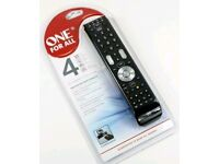 Universal One for all remote control