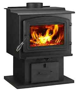 Wanted:  Wood burning stove  for small garage