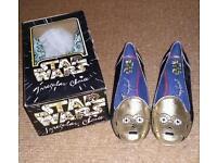 Star Wars irregular choice size 7