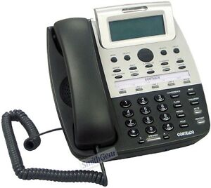 2 New 4 line phones with auto attendant