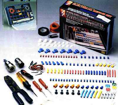 General 208 Piece Electrical Repair Kit 2542