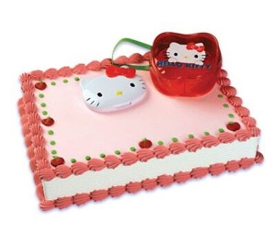 HELLO KITTY COMPACT & PURSE CAKE KIT  (KVSFCP643R0118) - Hello Kitty Cake Kit