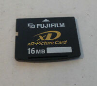 Fujifilm xD-Picture Card 16 MB City of Toronto Toronto (GTA) Preview