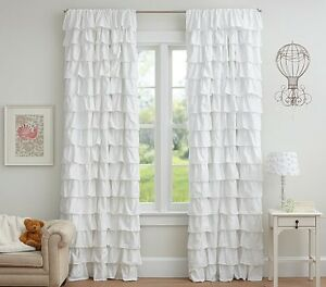 pottery barn kids bedroom curtains.