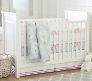 Pottery Barn Crib w/ Conversion Kit - Fillmore