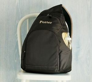 Pottery Barn Kids Sling Diaper Bag - Black