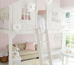 Pottery Barn Kids Treehouse Lift Bed