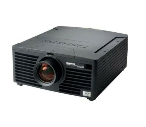 CHRISTIE DWU675-E WUXGA FULL HD 1080P PROJECTOR WITH LENS! 6000 LUMENS, LOW HRS.