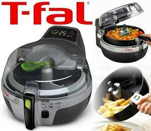 USED T-FAL ACTIFRY FAMILY AIR FRYER KITCHEN APPLIANCES - COOKWARE 108906537