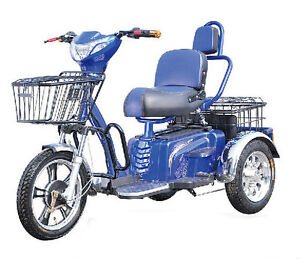 Electric Mobility tricycle 60 Volt,S Lay Aways, Storage Cornwall Ontario image 2
