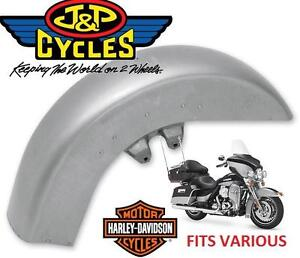 NEW JP MOTORCYCLE FENDER - 134371358 - FITS VARIOUS HARLEY DAVIDSONS MOTORCYCLES