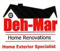 Exterior Home Renovations Labourer