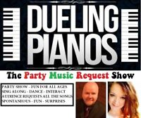 The Sing-a-long Party Request Dueling Pianos Music Show