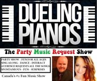 The Sing-a-long Party Request Dueling Pianos Music Show MUSIC EN