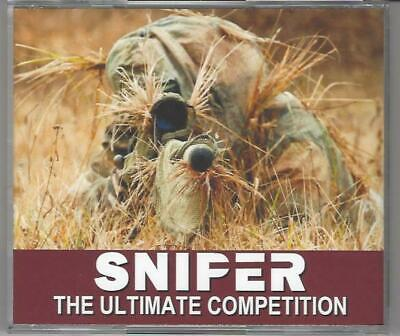 SNIPER:THE ULTIMATE COMPETITION (BEST SNIPERS FROM ALL BRANCHES COMPETE FOR