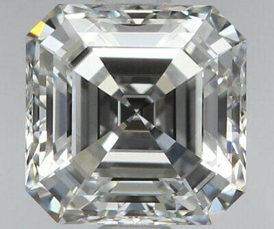 .60 Ct Asscher Cut Loose Diamond Certified Loose Diamonds At Wholesale Prices