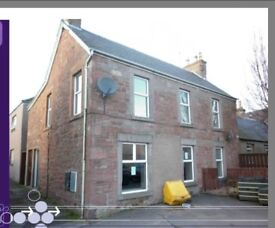 Large 2 bed flat for rent Coupar Angus