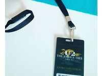 U2 The Joshua Tree Tour 2017 TICKET @ Croke Park Dublin on 22/07/2017